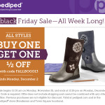 Pediped Black Friday Sale