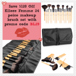 Ellore Femme makeup Brush Set For Cheap