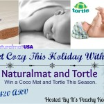 Naturalmat and Tortle #Giveaway