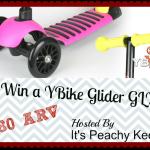Y Bike GLX #Giveaway