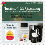 #TASSIMO T55 #Giveaway