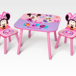 Delta Children's Minnie Table Set
