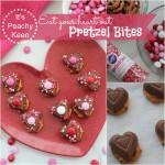 Eat Your Heart Pretzel Bites