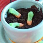 Carrot Garden – Easy Easter Treat