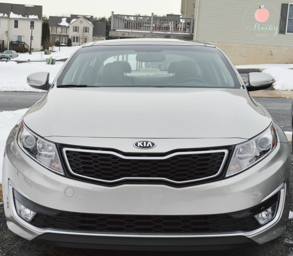 2013 kia optima hybrid lx it 39 s peachy keen. Black Bedroom Furniture Sets. Home Design Ideas