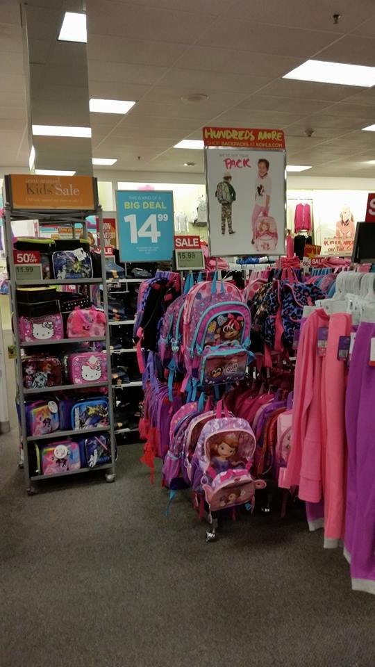 Kohl S Is A One Stop Shop Ad It S Peachy Keen