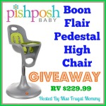 Boon High Chsir Giveaway