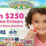 $250 Calico Critter #Giveaway