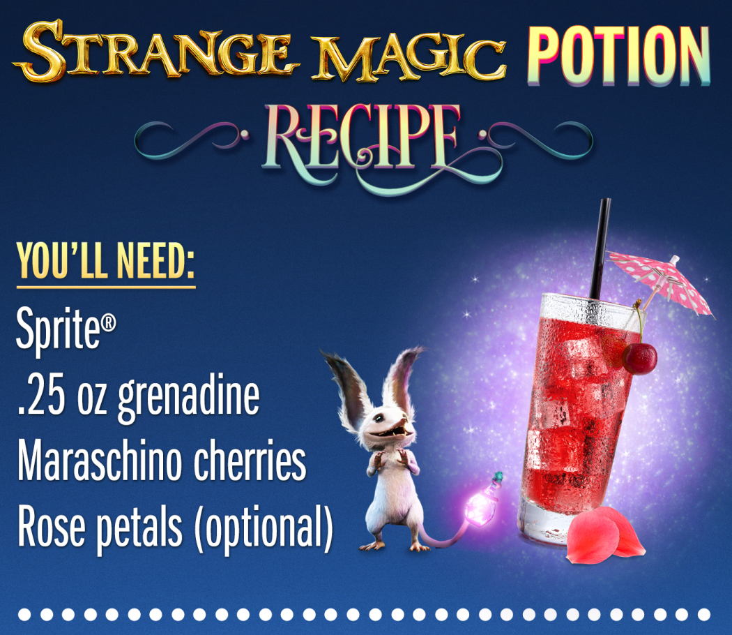 Get The Kids Excited For Strange Magic