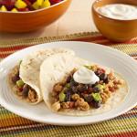 Grilled Turkey Taco #Recipe