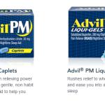 Advil PM Saves The Night