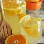 Vanilla Orange Lemonade
