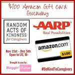 AARP Random acts of Kindness