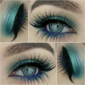 Mermaid Eye Tutorial