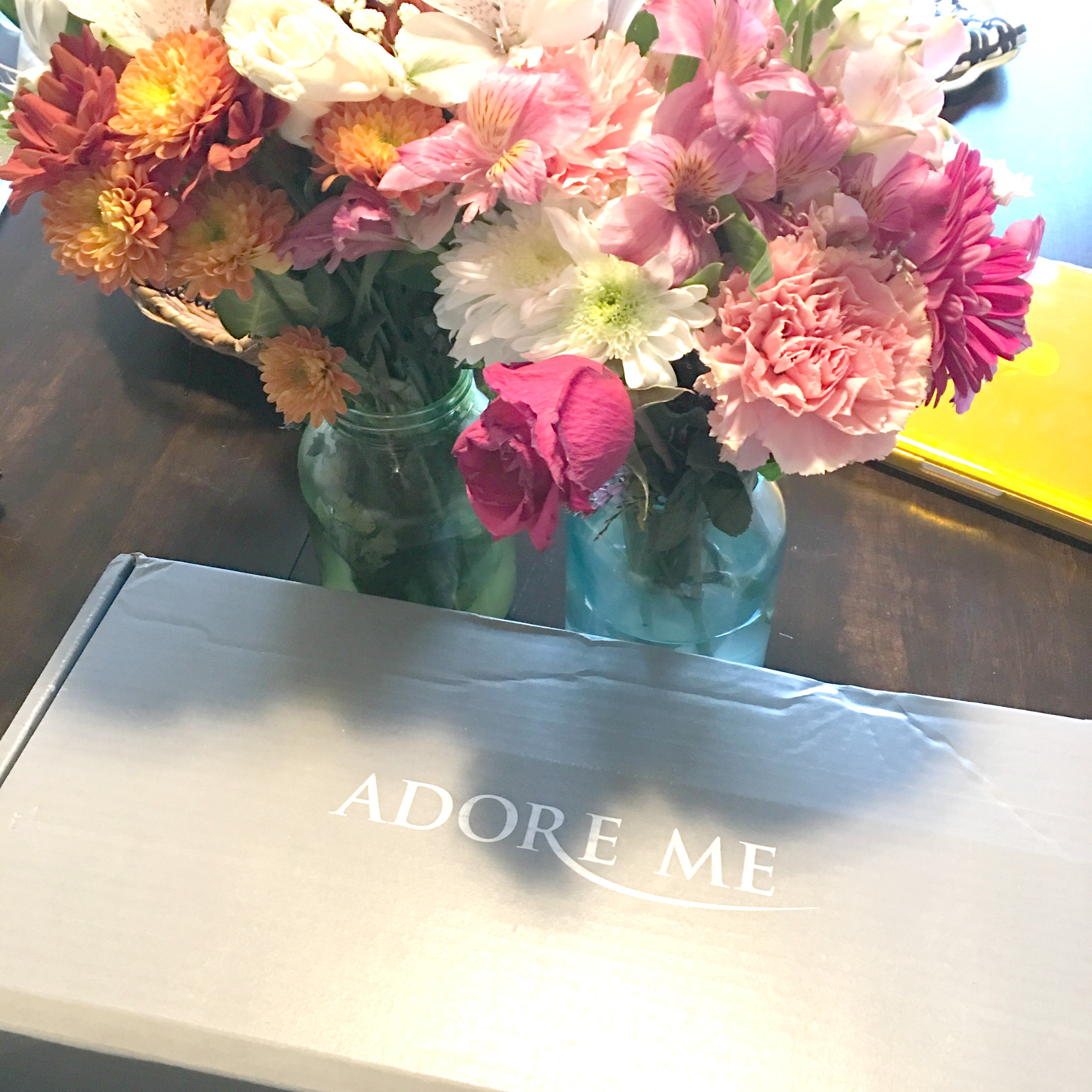 6754f9a6bbdc8 Adore Me is an amazing way to shop for lingerie online no matter what shape  or size that you have. They have over 500 styles that you can choose from  in a ...