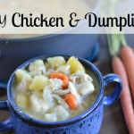 Chicken & Dumpling Recipe