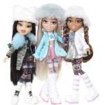Bratz Snow Lodge & Dolls