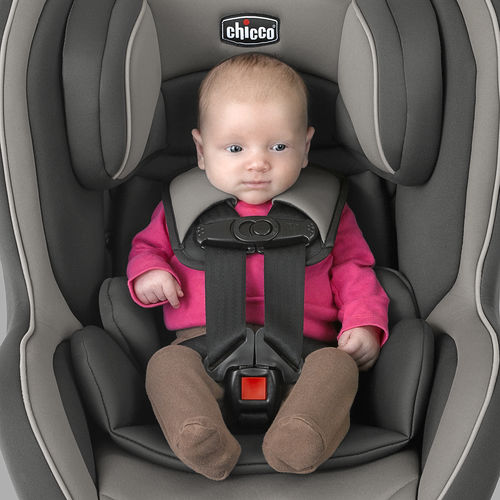 Chicco Nextfit Grows With Your Child - It\'s Peachy Keen