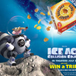 Ice Age- Collision Course #IceAge #CollisionCourse #ad
