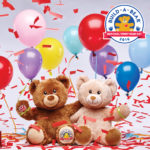 Build-A-Bear Workshop National Teddy Bear Day  #NationalTeddyBearDay #Ad
