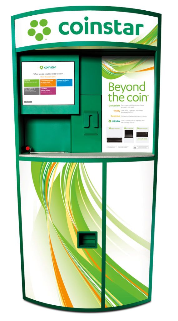 Coinstar Gift Card Kiosk List - Gift Ideas