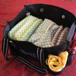 Easy baby diaper bag organizers