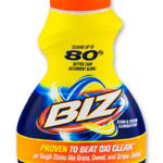Fight Everyday Stains With BIZ